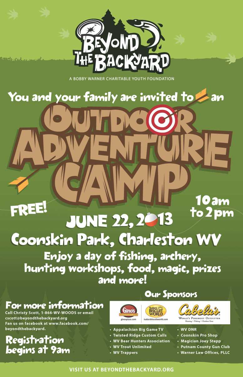 Outdoor Adventure Camp 24