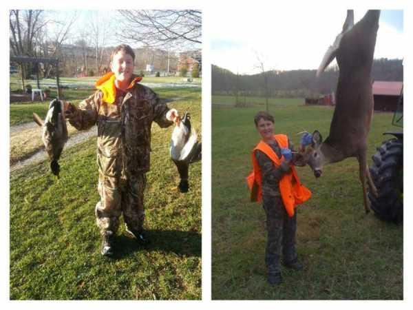 Brad Alexander loves spending time outdoors!