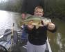Fishing at Poca River, WV.